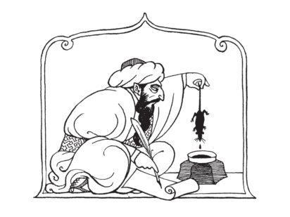 Daniel Macklin illustration - Tim Mackintosh-Smith on The Travels of Ibn Battutah, Slightly Foxed Issue 18