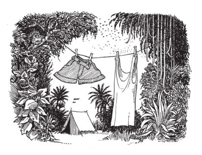 Daniel Macklin illustration - Jeremy Lewis on Graham Greene, Slightly Foxed Issue 18