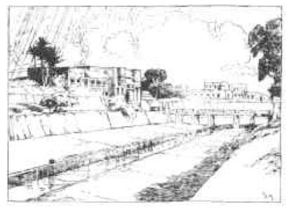 Donald Maxwell, The Water Gate, Fort William - John Keay on Krishna Dutta, Calcutta - Slightly Foxed Issue 1