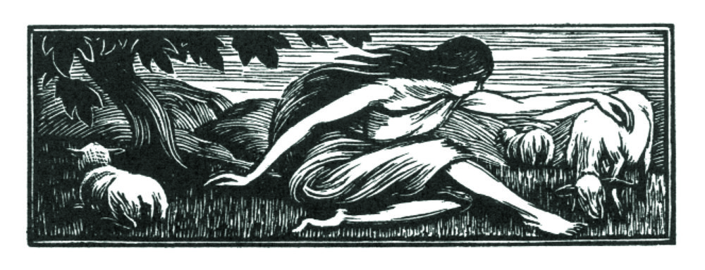 Simon Brett on the wood engravings of Gwen Raverat