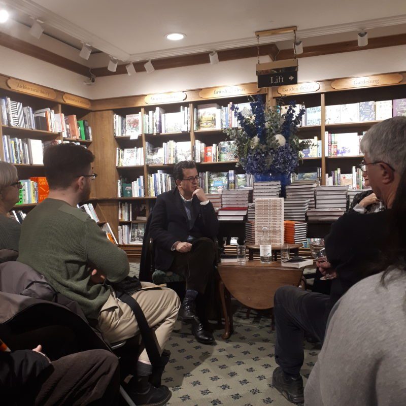 Hisham Matar, The Return - Hatchards, Biographers' Club and Sightly Foxed Event