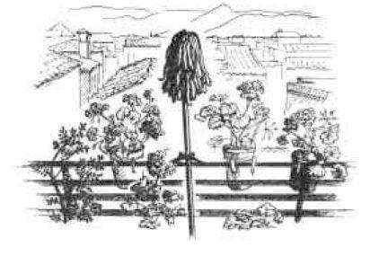 Jill Paton Walsh on Austen Kark, Attic in Greece - Slightly Foxed Issue 1