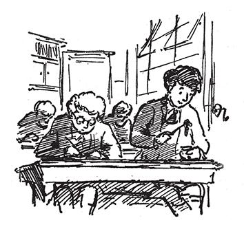 John Verney, Darbishire and Jennings - Robin Blake on Anthony Buckeridge's Jennings books - Slightly Foxed Issue 17