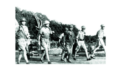 Surrendering Singapore - Christian Tyler on Norman F. Dixon
