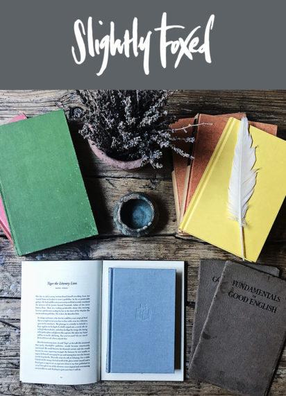 Jennie Erdal | Ghosting | From the Slightly Foxed bookshelves