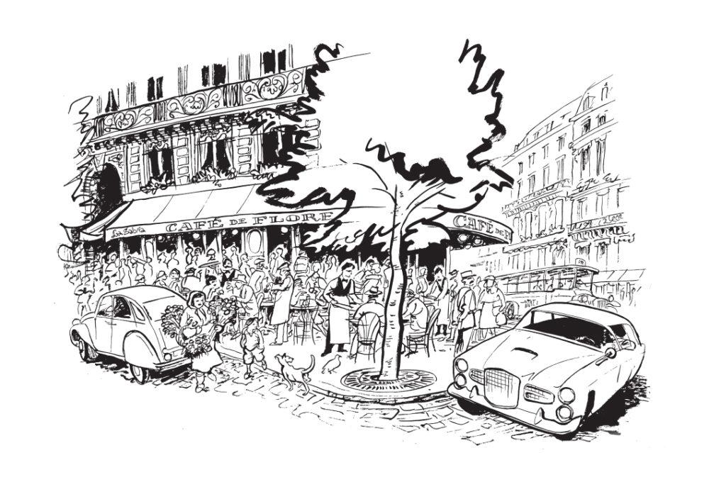 William Palmer on Shusha Guppy, A Girl in Paris - Slightly Foxed Issue 26