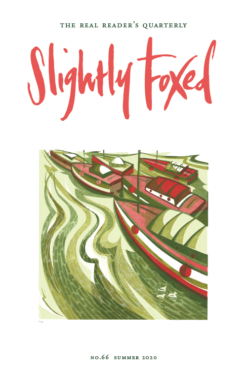 Slightly Foxed Issue 66