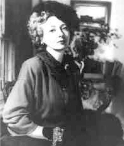 Anne Boston, Lesley Blanch, Slightly Foxed Issue 3