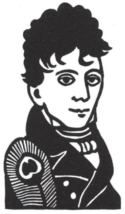 J. W. M. Thompson, Thomas Love Peacock, Slightly Foxed Issue 5, Mark Handley