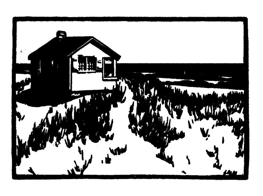 Richard Platt on Henry Beston, The Outermost House