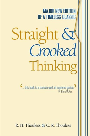 Robert H. Thouless, Straight and Crooked Thinking