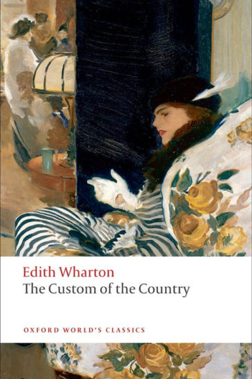 Edith Wharton, The Custom of the Country