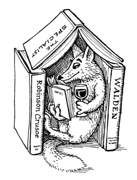 Self-isolating Fox