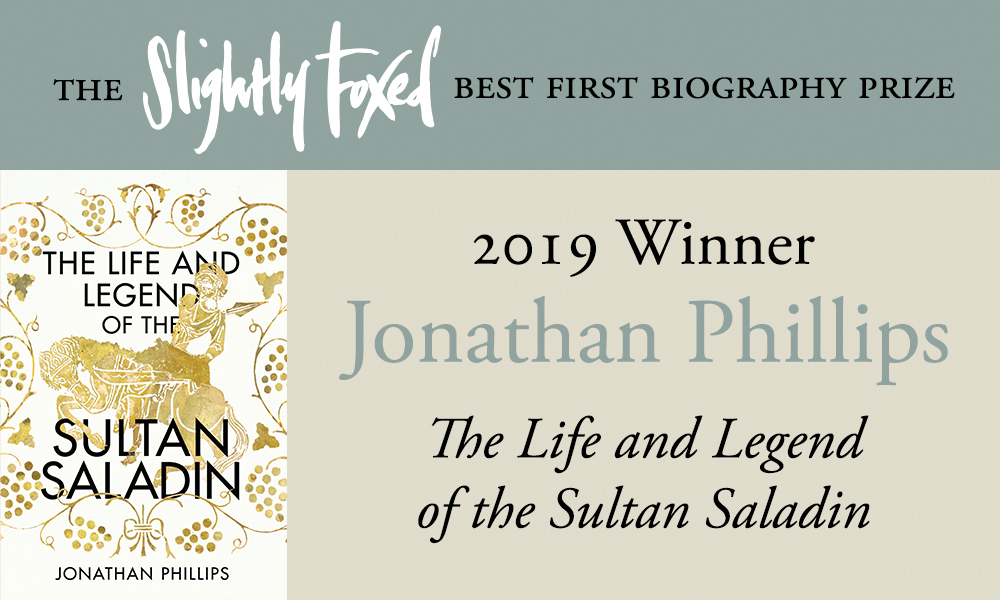 Jonathan Phillips. The Life and Legend of the Sultan Saladin