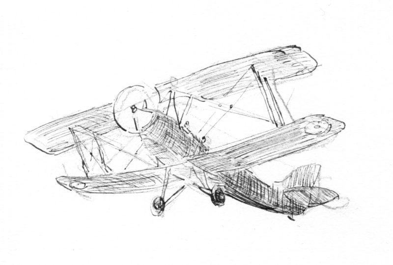 Tiger Moth, Martin Yeoman