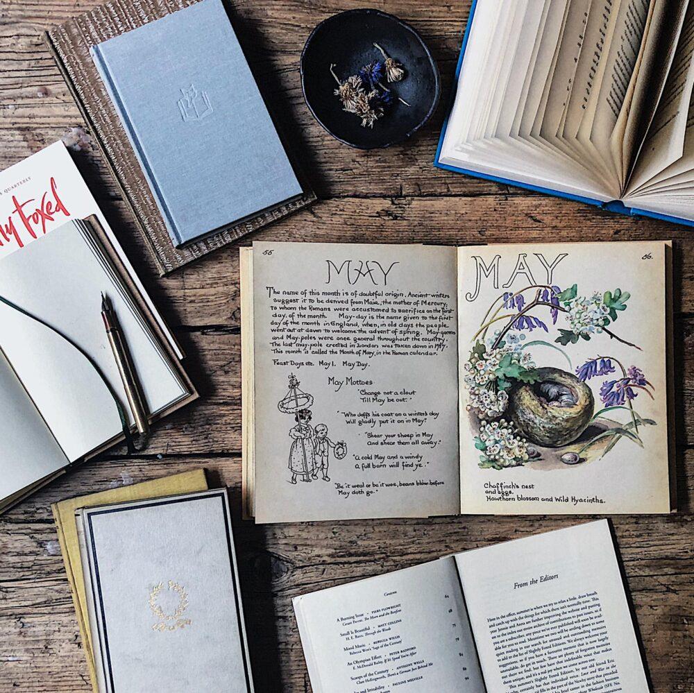 Slightly Foxed Editors' Diary | 12 May 2020