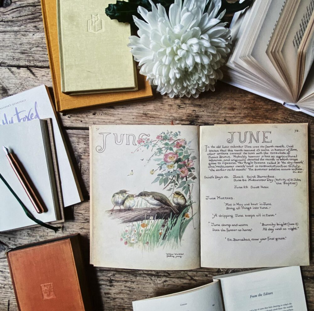 Slightly Foxed Editors' Diary | 2 June 2020