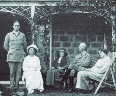 John Galsworthy, Bernard Shaw, Wingstone | Slightly Foxed Editors' Diary