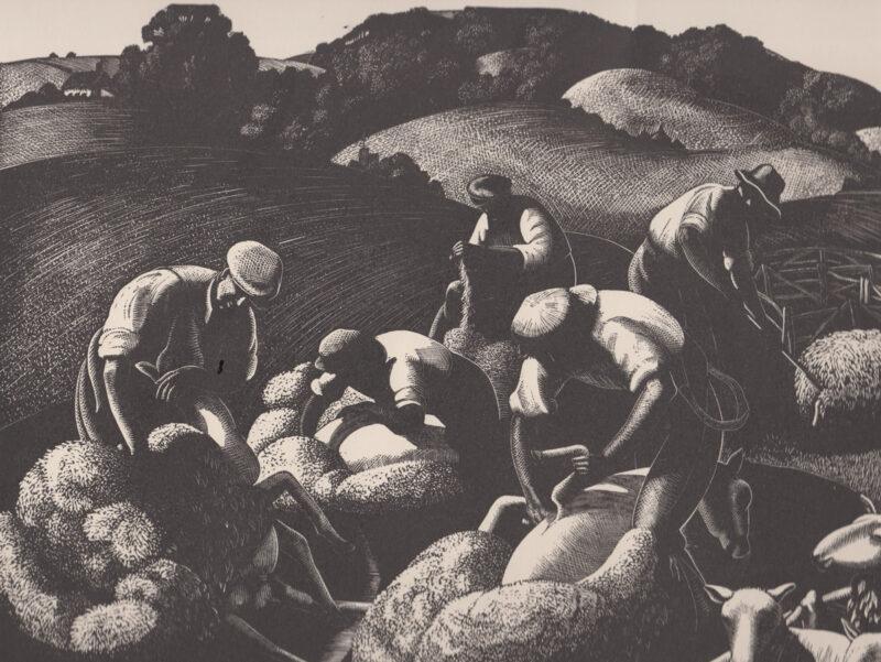 Clare Leighton, The Farmers' Year | Editors' Diary