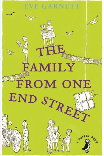 Eve Garnett, The Family from One End Street