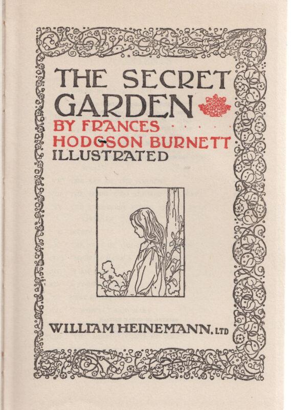 The Secret Garden | Editors' Diary