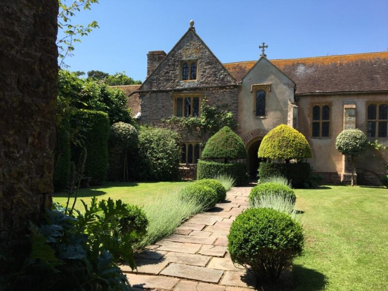Cothay Manor | Slightly Foxed Editors' Diary