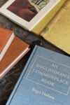 Roger Hudson, An Englishman's Commonplace Book
