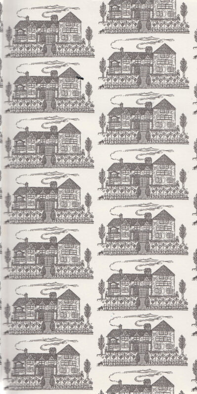 House wallpaper | Slightly Foxed Editors' Diary