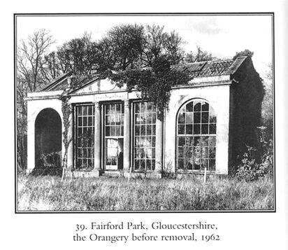 The Orangery, Fairford Park - Jon Woolcott on John Harris, No Voice from the Hall