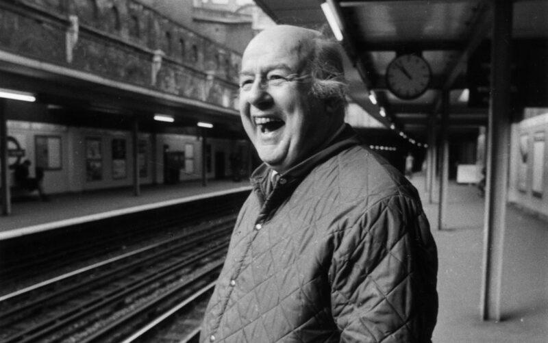 John Betjeman | Slightly Foxed Editors' Diary