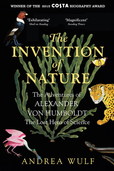 Andrea Wulf, The Invention of Nature