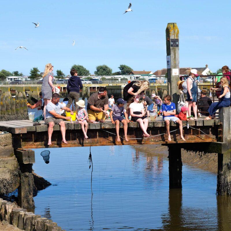 Crabbing | Slightly Foxed Editors' Diary
