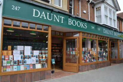 Daunt Books, Summertown, Oxford
