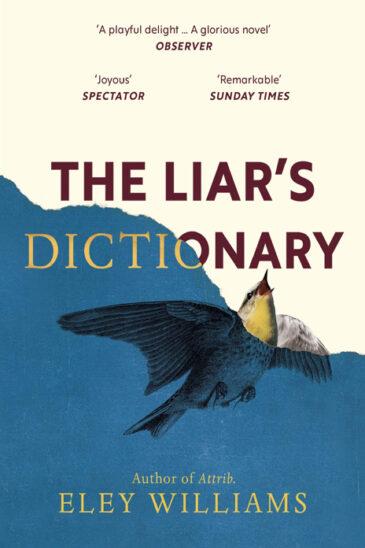 Eley Williams, The Liar's Dictionary