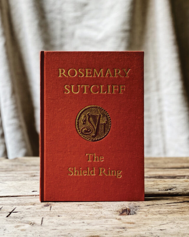 Rosemary Sutcliff, The Shield Ring - Slightly Foxed Cubs