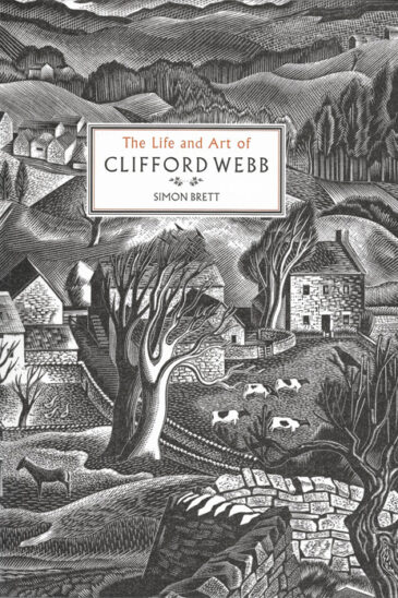 Simon Brett, The Life and Art of Clifford Webb