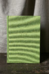 Large Lime Green Notebook
