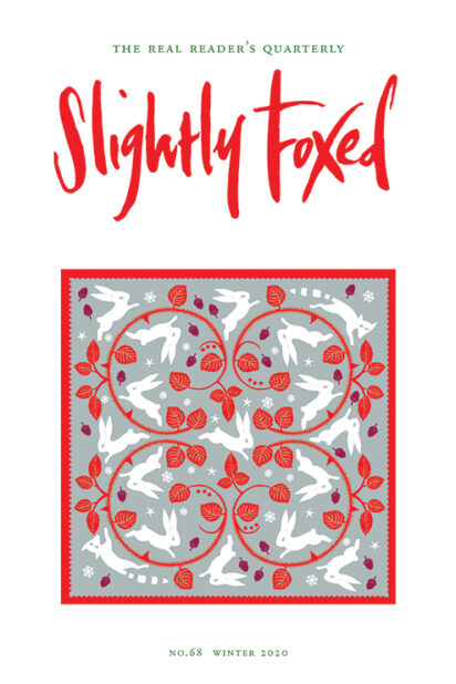 Slightly Foxed Issue 68