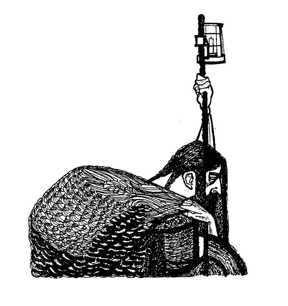 Charles Keeping - Sue Gaisford on Rosemary Sutcliff, The Lantern Bearers