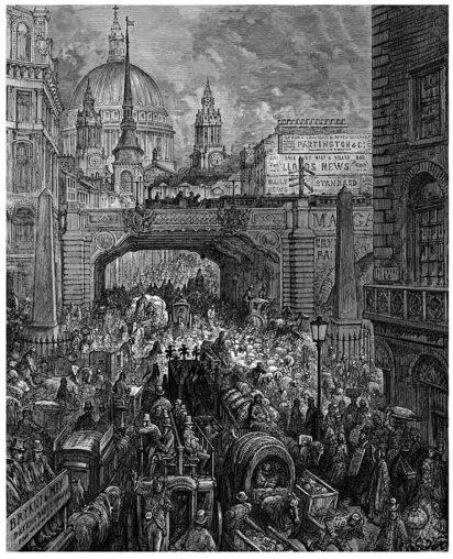 Confusion on Ludgate Hill - Robin Blake on Hymphrey Jennings, Pandaemonium