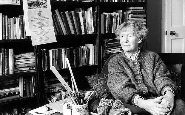 Penelope Fitzgerald   Slightly Foxed Editors' Diary