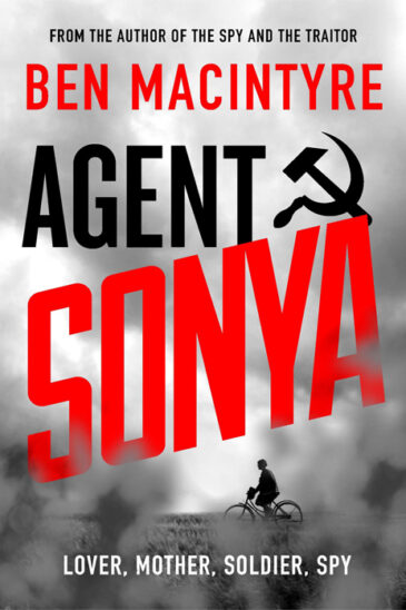 Ben MacIntyre, Agent Sonya