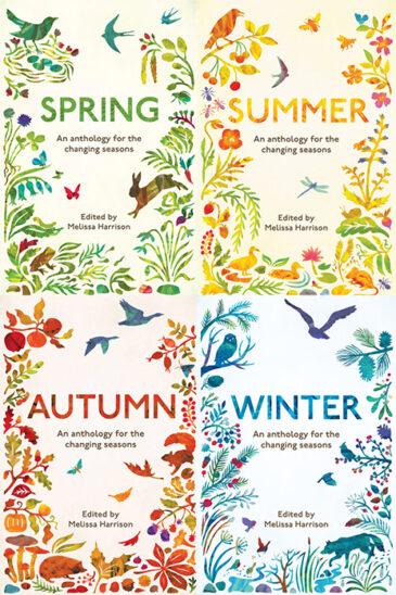 Ed. Melissa Harrison, Seasons, The Wildlife Trust