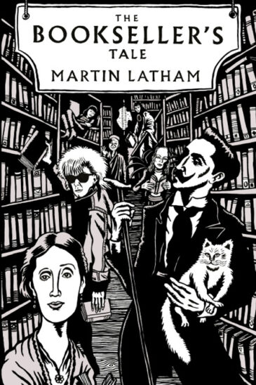 Martin Latham, The Bookseller's Tale