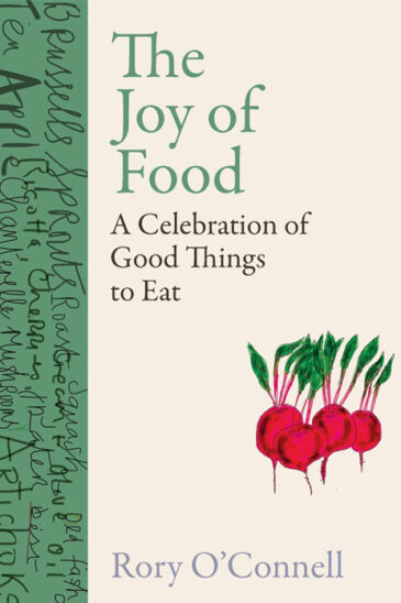 Rory O'Connell, The Joy of Food