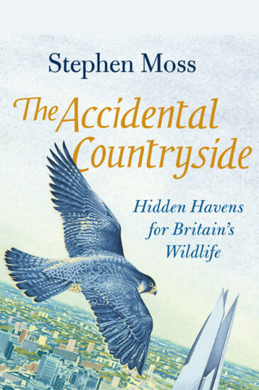 Stephen Moss, The Accidental Countryside