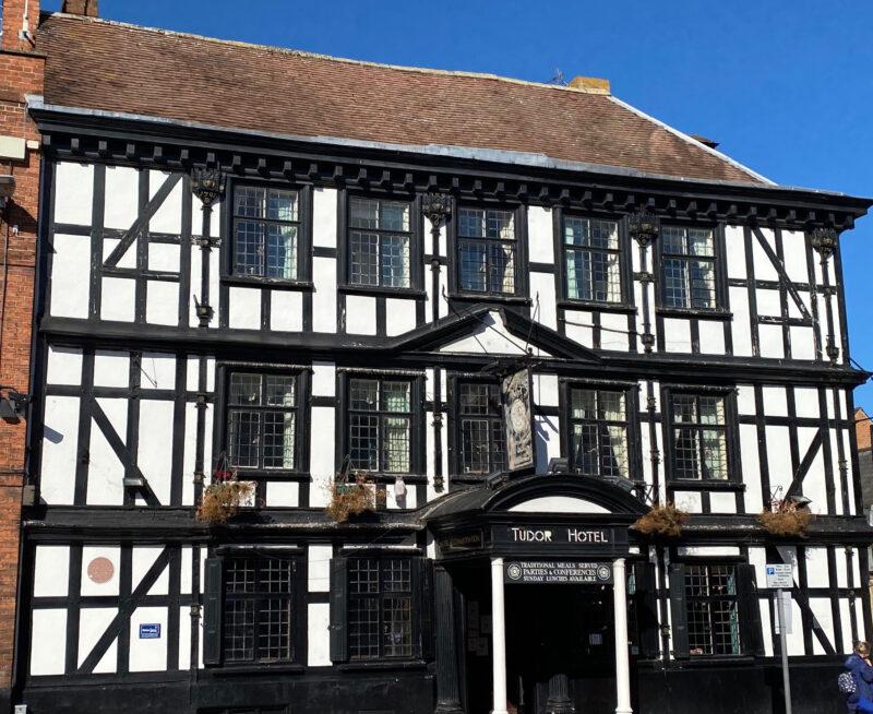 Tudor House | Slightly Foxed Editors' Diary