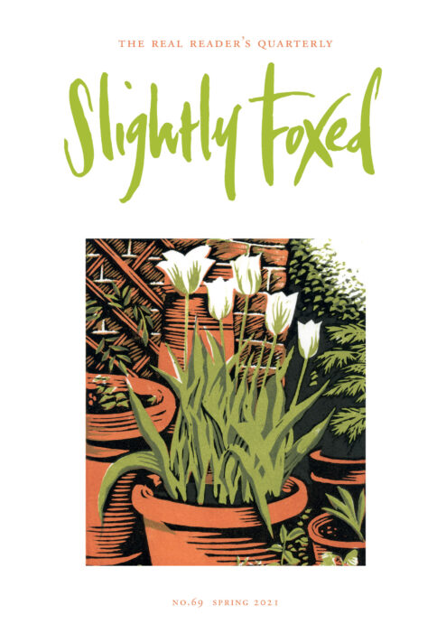 Slightly Foxed Issue 69