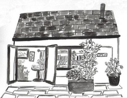 Books on the Lane | Slightly Foxed stockist