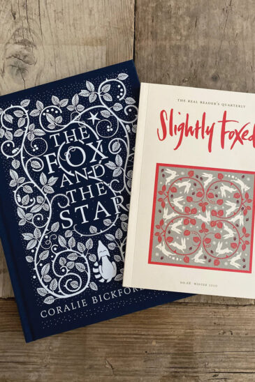 Coralie Bickford-Smith, The Fox and the Star, Slightly Foxed Issue 68